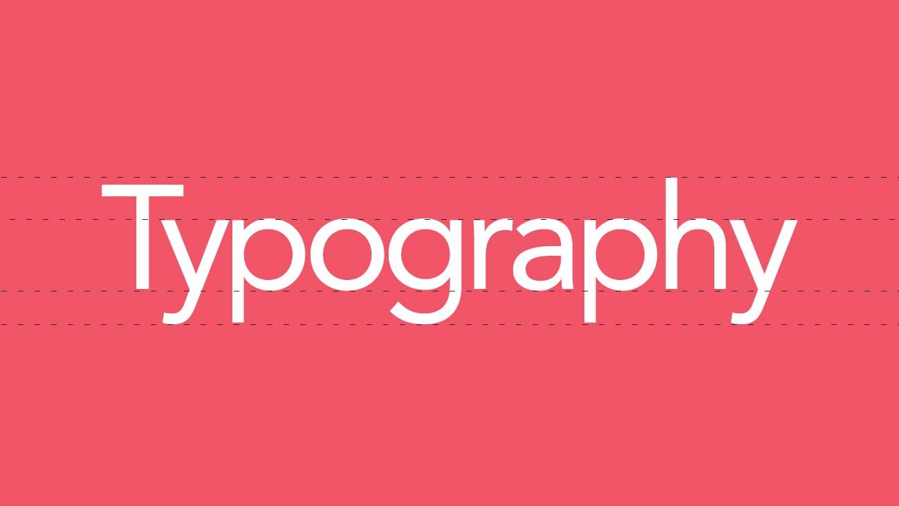 Топ-5 шрифтов и его использование